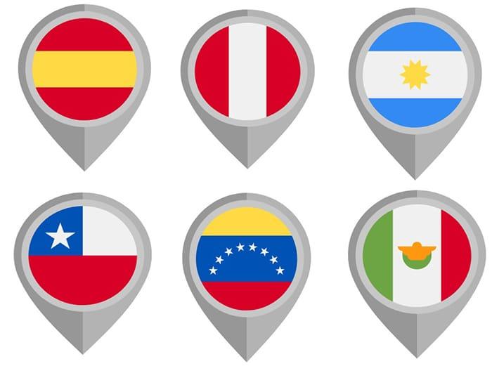 英语西班牙语翻译:选择哪种西班牙语进入西班牙语市场?