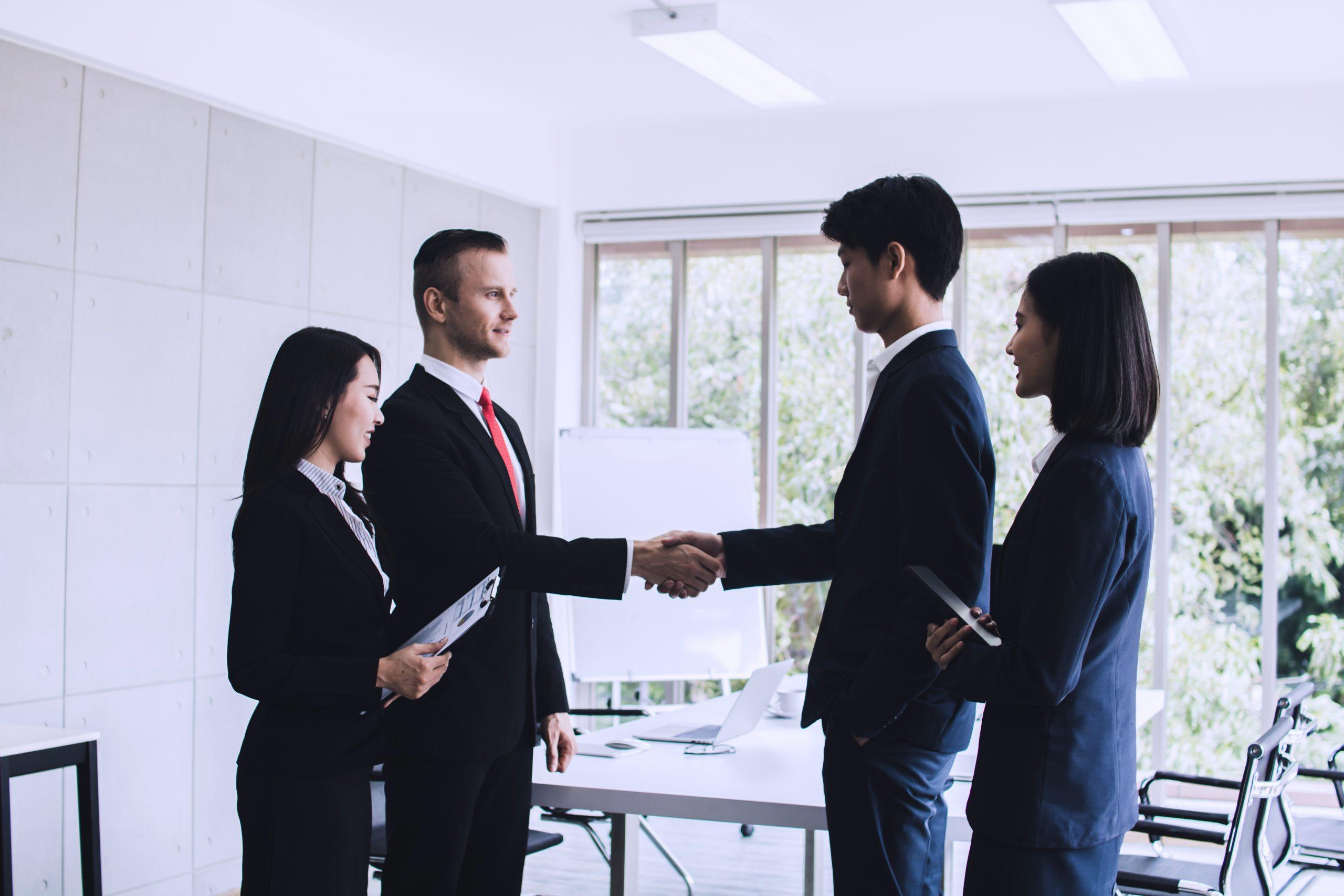 锻练商务语言技能的五个技巧