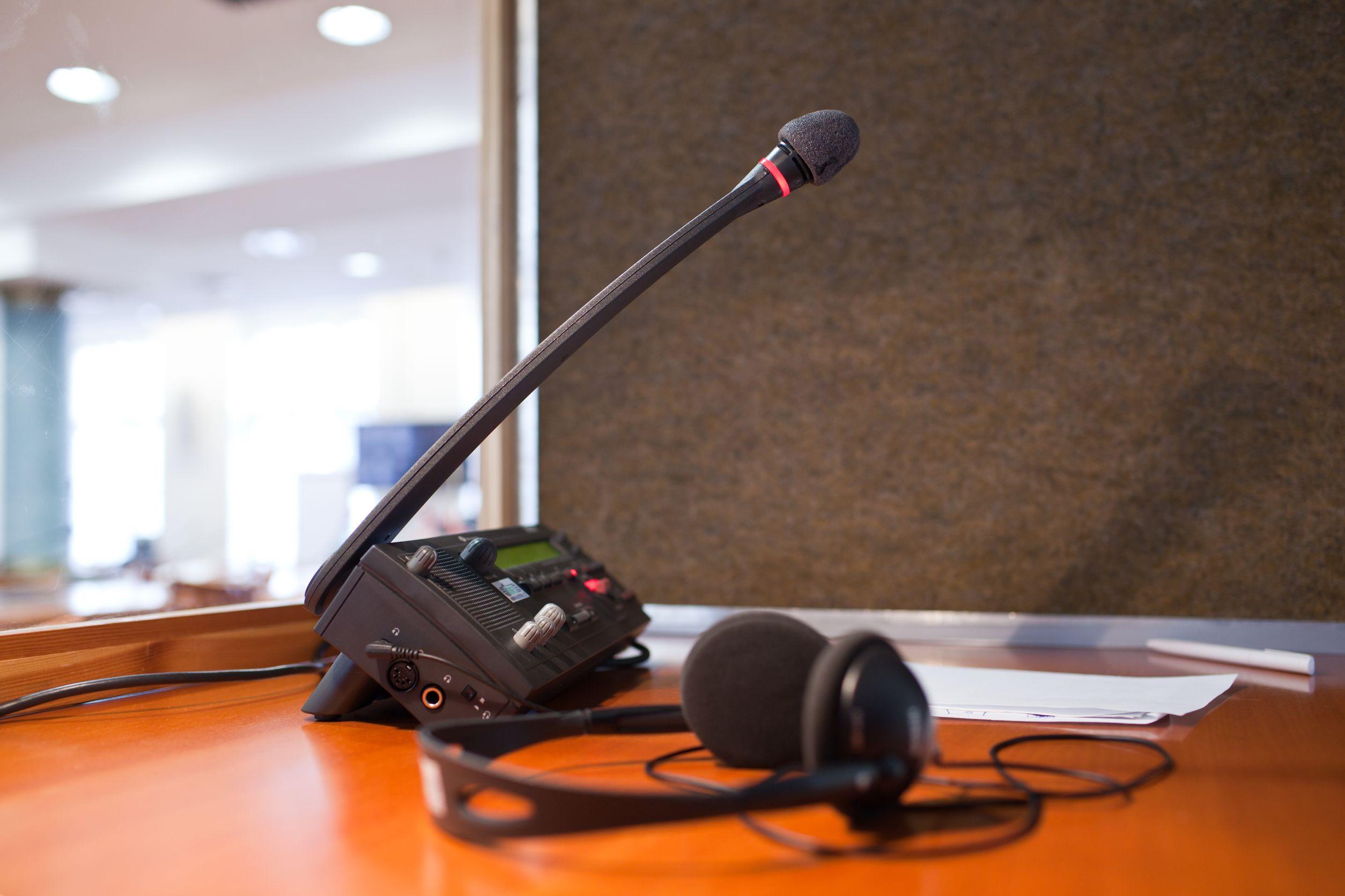 什么是远程同声传译技术